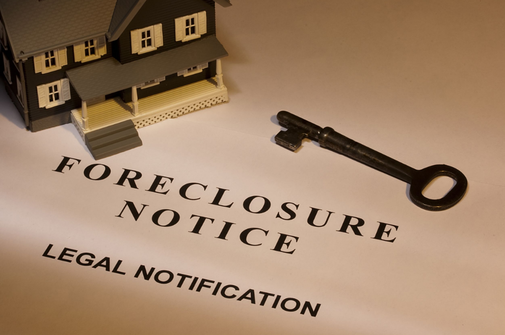 Receiverships & Foreclosure